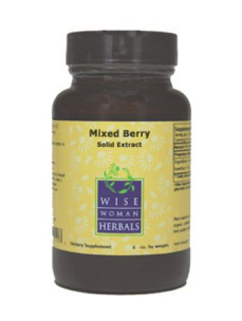 Wise Women Herbals, MIXED BERRY SOLID EXTRACT 8 OZ