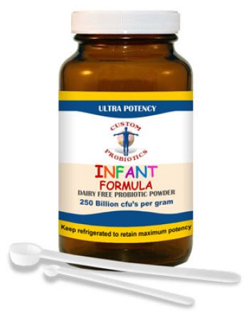 Custom Probiotics INFANT PROBIOTIC FORMULATION 100 gr
