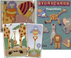 TheraPro's StoryCards: Prepositions