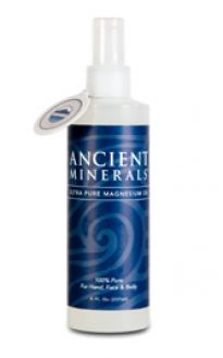 Ancient Minerals Magnesium Oil 8oz