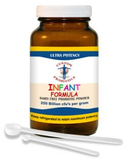 Custom Probiotics INFANT PROBIOTIC FORMULATION 50 gr