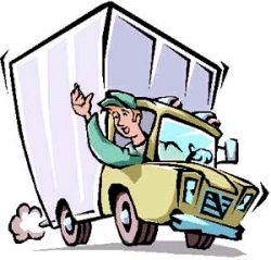 Delivery from manufacture for color glasses