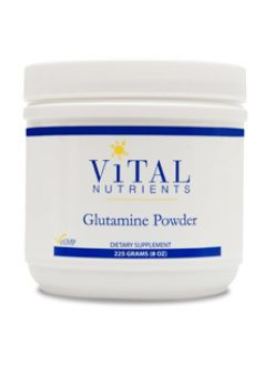 VN's GLUTAMINE POWDER 8 OZ
