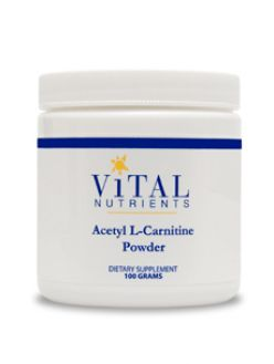 VN's Acetyl L-Carnitine Powder 100 gr