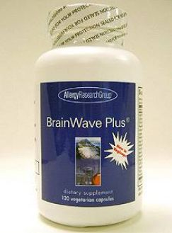 ARG's BRAINWAVE PLUS® 120 VCAPS