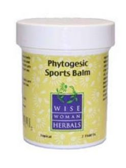 Wise Woman Herbals Phytogesic Sports Balm 1 oz