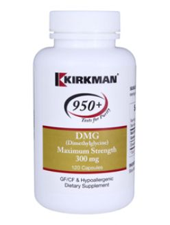 Kirkman 950+ DMG Max Strength 300 mg 120 caps