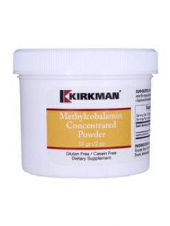 Kirkman 950+ Methylcobalamin Concentrated Powder 2 oz