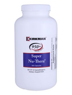 Kirkman 950+ Super Nu-Thera 360 caps