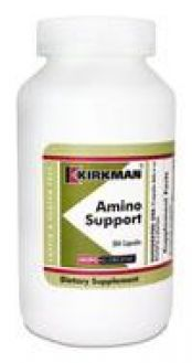 Kirkman`s Amino-Support 304 Capsules 3 box value pack