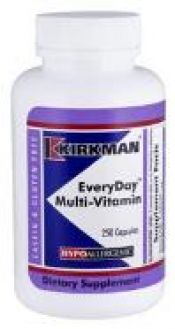 Kirkman`s EveryDayT 250 Capsules 3 box value pack