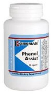 Kirkman`s Phenol Assist 90 Capsules 3 box value pack