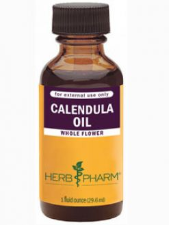 Herb Pharm, CALENDULA OIL 1 OZ