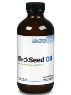 Oakmont Labs, BLACK SEED OIL 8 OZ