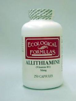 Ecological Formulas Allithiamine 50 mg 250 caps