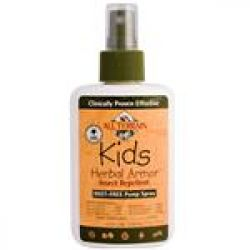 All Terrain`s Herbal Armor Kid`s Herbal Armor Spray (4oz)