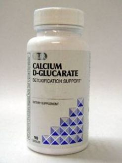 IT`s Calcium D-Glucarate 500 mg 90 Capsules