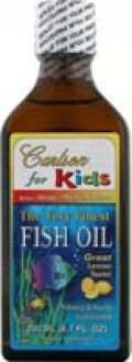 Carlson`s Fish Oil for Kids 200 ml