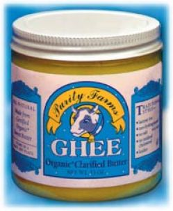 Purity Farms Ghee (clarified butter) 13 oz (~400 ml)
