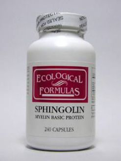 Ecological Formulas Sphingolin 200 mg 240 Capsules